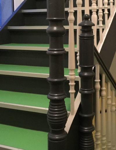 PVC Boden Treppenhaus in Schkopau